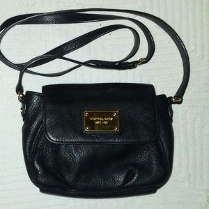 MICHAEL KHORS Black Crossbody bag